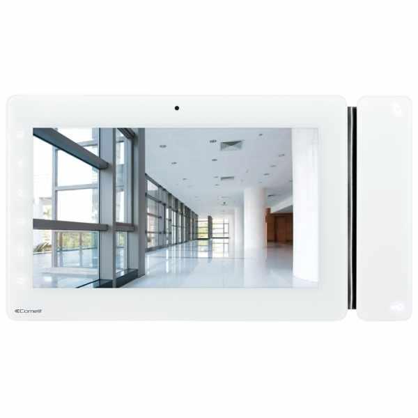 COMELIT Wohnungsstation Video Maxi 6801W mit 7 Zoll Bildschirm