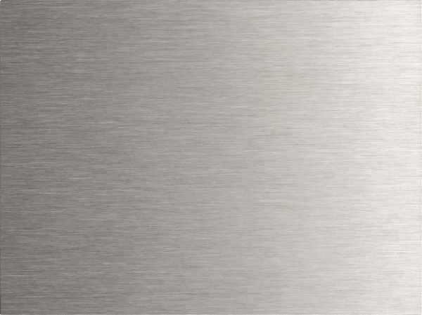 Gira System 106 Ruftastenabdeckung für Ruftastenmodul - 3fach - Edelstahl V2A