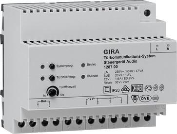 Gira Steuergerät Audio REG 128700