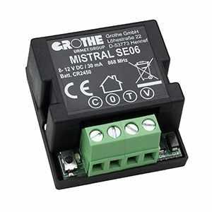 Funksender UP - MISTRAL - für mechanische Taster