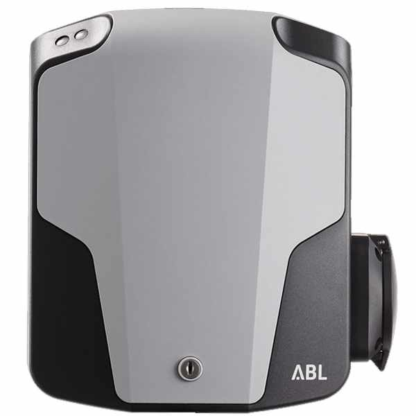 ABL Wallbox eMH1 1W2221 3,7 - 22kW mit Typ 2 Steckdose
